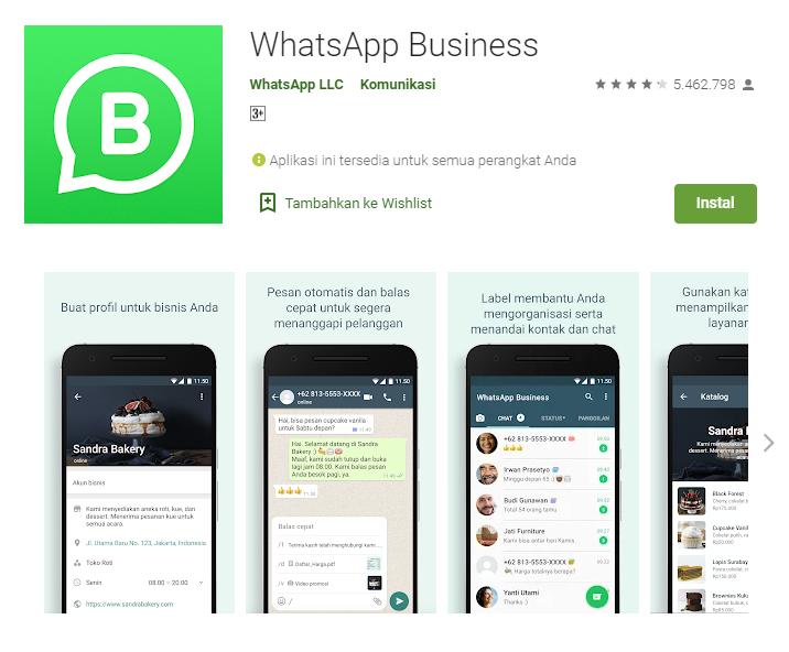 Cara Membuat Pesan Otomatis di WhatsApp Business